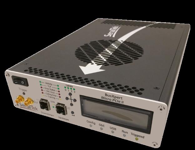 PCIe/NVMe Micro II Analyzer