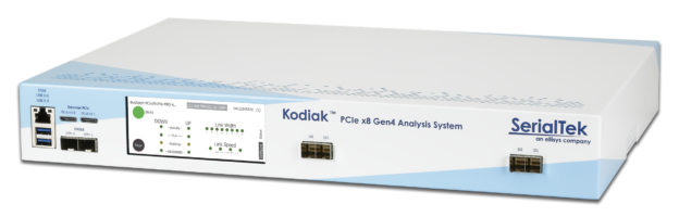 Kodiak PCIe Gen4 Analysis System