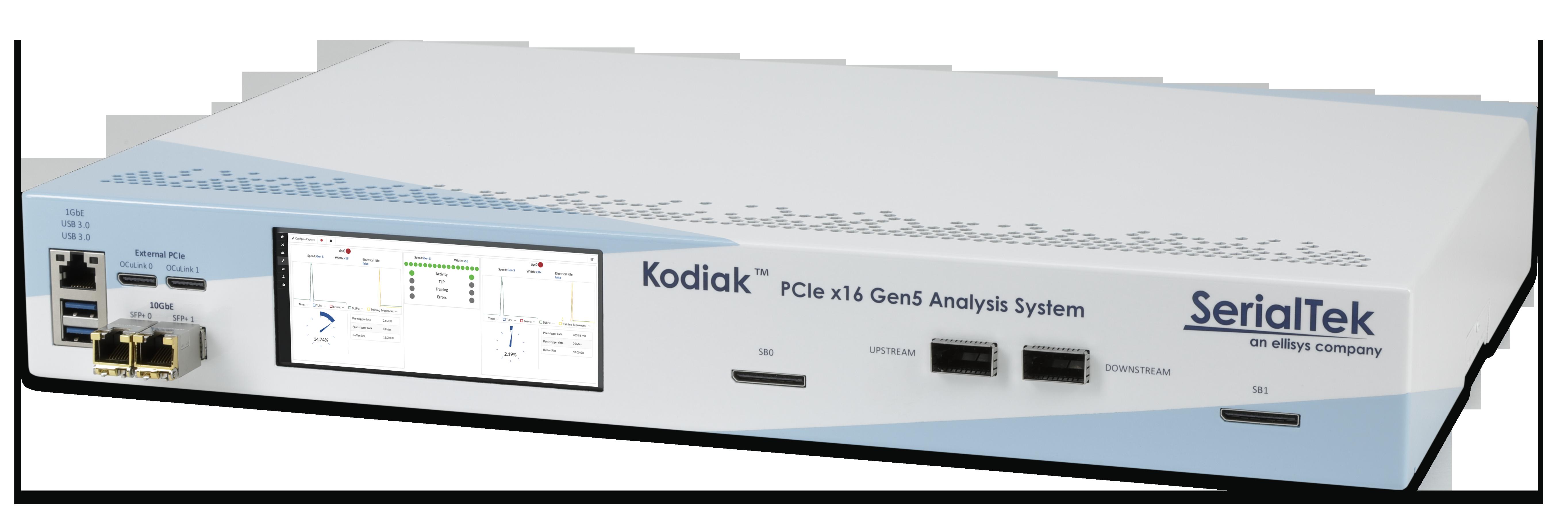 Kodiak Gen5 Analysis System